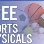 Sports Physicals Are Coming Up!