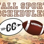 GWHS Fall Sport Schedules