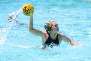 Varsity Girls Water Polo vs Nipomo 8-17-19