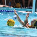 JV Girls Water Polo vs Santa Maria 8-17-19