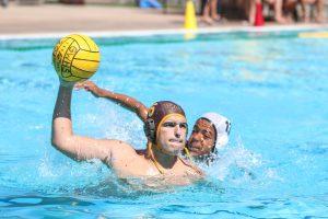 JV Boys Water Polo vs Nipomo 8-17-19