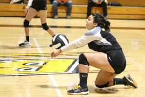 Frosh Volleyball vs El Diamante 10-1-19