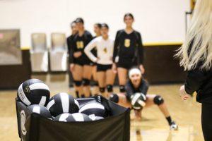 JV Volleyball vs El Diamante 10-1-19