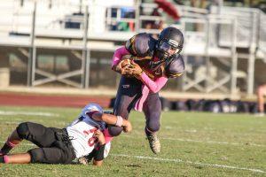 FROSH Football vs Mt Whitney 10-3-19