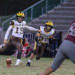 Varsity Football vs Mt Whitney 10-4-19