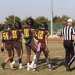 Frosh football vs Redwood 10-10-19