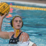 Girls Water Polo Stand-out Meg Gostanian Breaks School Record