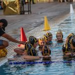 Varsity Girls Water Polo vs Hanford 10-24-19