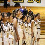 VARSITY GIRLS BASKETBALL vs HANFORD WEST 12-14-19