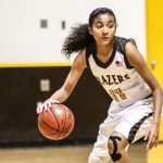 GW's Indya Smith Breaks 1500 Points To Set Scoring Record