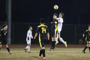 VARSITY BOYS SOCCER vs EL DIAMANTE 1-21-20