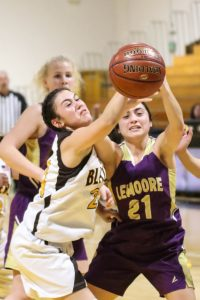 Varsity Girls Basketball vs Lemoore 1-21-20