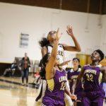 INDYA SMITH BREAKS SCHOOL RECORD IN BASKETBALL