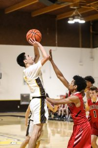 VARSITY BOYS BASKETBALL vs HANFORD 1-23-20
