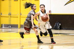 JV GIRLS BASKETBALL vs MT WHITNEY 1-31-20