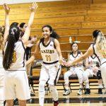 VARSITY GIRLS BASKETBALL vs MT WHITNEY 1-31-20