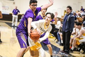 JV BASKETBALL vs LEMOORE 2-6-20