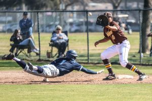 Varsity Baseball vs Monache 2-8-20