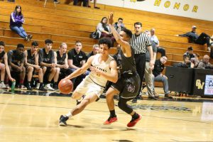 VARSITY BASKETBALL vs MADERA SOUTH 2-18-20