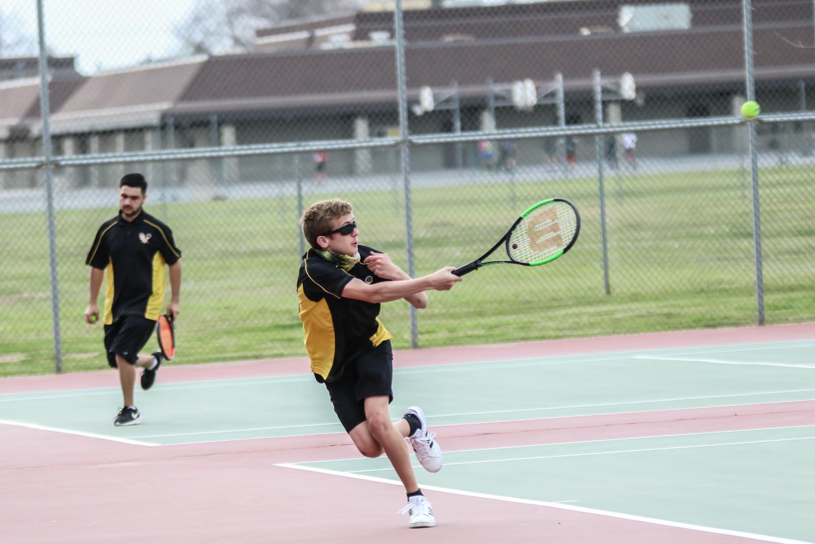 Tennis v Reedley 2-3-21
