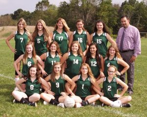 8th Grade Volleyball