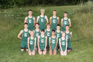 2014 Boys Cross Country Team
