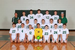 Boys 2014 Soccer Team
