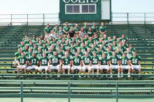 2014 Cloverleaf Football Team