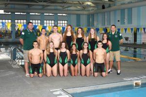 2014-15 Cloverleaf Boys/Girls Swimming Teams