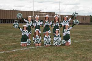 MS Football/Cheerleading