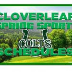 Spring Sports Schedules Now Available!