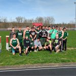 Boys Varsity Track was 3rd at Cowen Invite