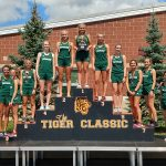 Cloverleaf cloverleaf girls XC team places 2nd at Seneca East invite