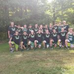 Cloverleaf Boys XC team finishes 3rd at Ashland Invite