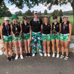 Girls Golf wins 4th PTC Title