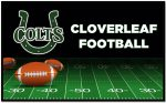 Updated Cloverleaf Football Schedule Now Available!