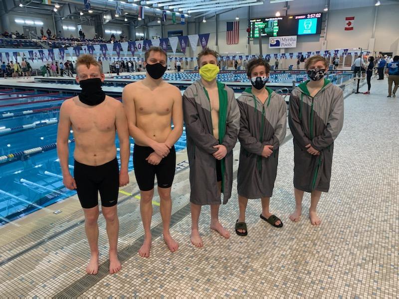 2020-21 Swimming Post Season Gallery