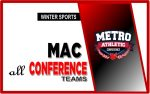 Winter Sports: MAC All Conference & MVP's