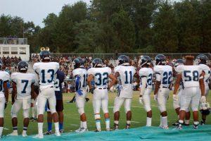 Varsity Football – Springbrook HS vs. Blake HS 9.4.15