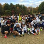 Springbrook High School Boys Varsity Soccer beat Paint Branch High School 1-0
