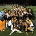 Springbrook High School Girls Varsity Field Hockey beat Quince Orchard High School 1-0