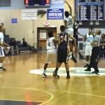 Springbrook High School Boys Junior Varsity Basketball beat B-CC 60-50