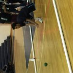 Springbrook High School Coed Varsity Bocce Corollary beat John F Kennedy High School 2-1
