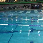 Springbrook High School Boys Varsity Swimming & Dive beat Seneca Valley High School 83-42