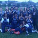 Springbrook High School Varsity Softball beat Western High School 18-0