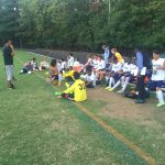 Springbrook High School Boys Junior Varsity Soccer beat Blair 2-1