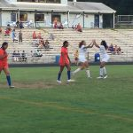 Springbrook High School Girls Varsity Soccer falls to Watkins Mill High School 2-1