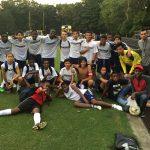 Springbrook High School Boys Junior Varsity Soccer beat Sherwood High School 1-0