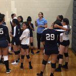 Springbrook High School Girls Junior Varsity Volleyball falls to Quince Orchard High School 2-0