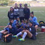 Springbrook High School Girls Varsity Field Hockey beat Wootton 2-1